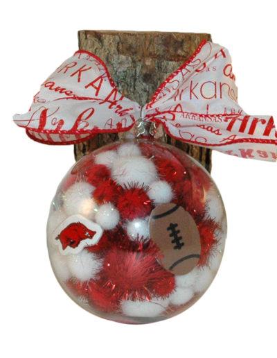 Razorback-Ornament